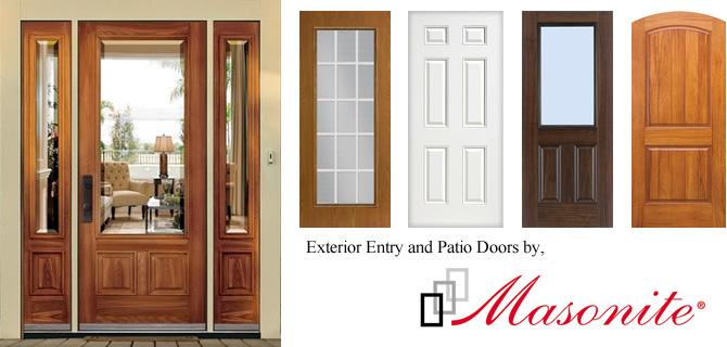 Captivating Exterior Doors